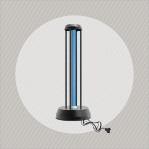 UVC LIGHT TECHNOLOGY 360° ROOM COVERAGE DISINFECTION LAMP